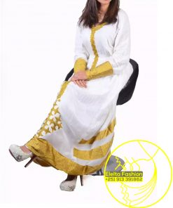 Ethiopian Traditional Dress Fashion ELELTA24